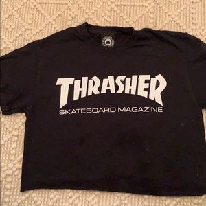 Thrasher crop T